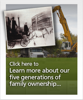 Learn more about our five generations of family ownership
